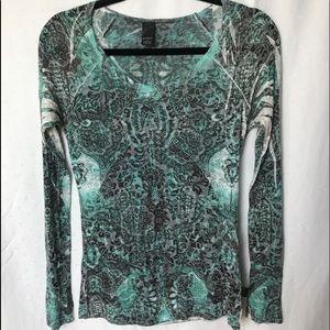 Parana Burnout Long-sleeve T-shirt